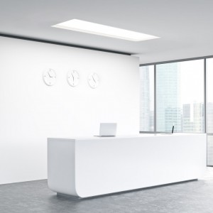 Downlight Led Samsung AERO 24w Blanco